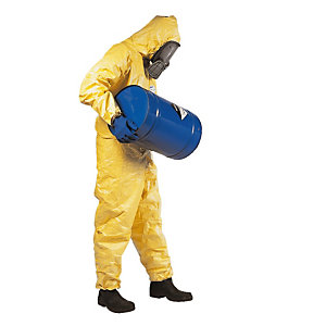Overall voor bescherming tegen deeltjes en vloeistoffen Xpro Tychem C types 3, 4, 5 en 6 Maat XL