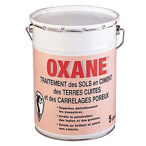 Oxane industriële vloeren 5 L rood