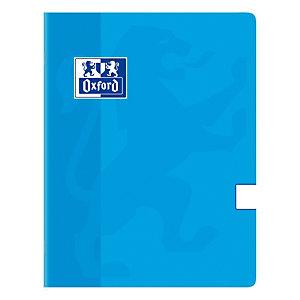 Oxford Cuaderno A5, liso, 48 hojas, cubierta de cartón, colores surtidos