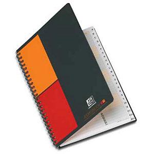 Oxford International Rubrica Doppio filo Formato A5 90 g/m² 72 fogli/144 pagine