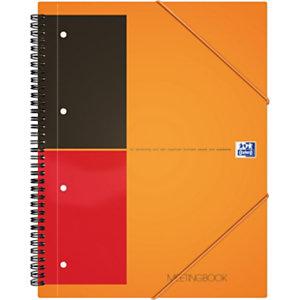 "Oxford Linea "" International"" - Meetingbook quadretto 5 mm"
