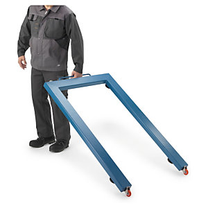 Pèse-palette mobile portée 2000 kg
