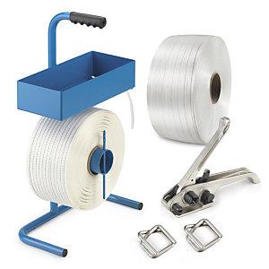 Pack de cerclage textile fil à fil RAJA