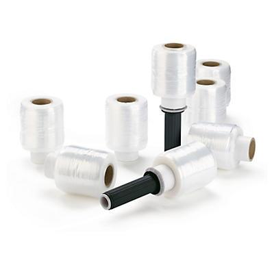 Pack mini-bobines de film préétiré soufflé