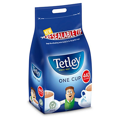 Pack of Tetley Tea Bags