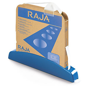 Pack pastilles adhésives 5 boîtes + socle + applicateur RAJA