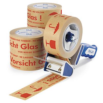 Pack de ruban adhésif informatif papier