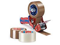 Pack ruban adhésif polypropylène Tesa 4024##Voordeelpak geluidsarme PP-tape Tesa 4024