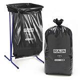 Pack support + 400 sacs poubelle 110 L RAJA