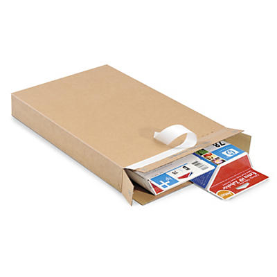 Packbox postesker  - Pakke i postkassen - Bring