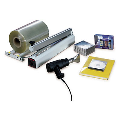 PACKER heat shrink wrap film equipment