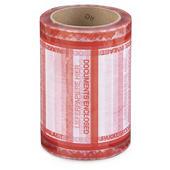 """Packsedelstejp - 32 my med tryck - """"Documents enclosed"""""""