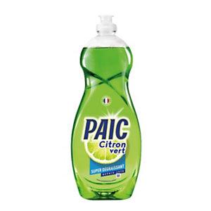PAIC Liquide vaisselle main concentré citron vert - Flacon 750 ml