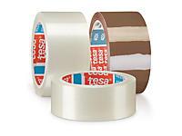 Paketerbjudande Tyst PP-packtejp tesa + dispenser