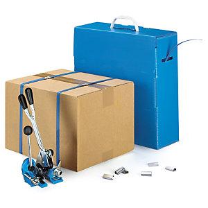 Pakit portable polypropylene strapping kits