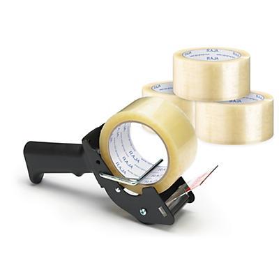 Pakketilbud - PP-tape og dispenser