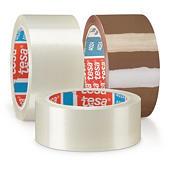 Pakketilbud - Støysvak PP-tape TESA og dispenser