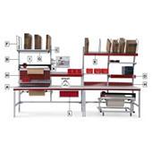 Paktafel System Flex van Hüdig+Rocholz - samen te stellen