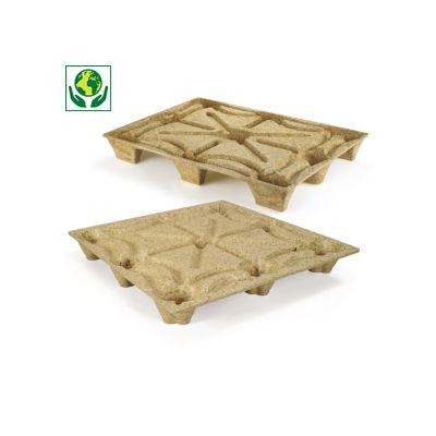 Palete de fibra INKA para contentor