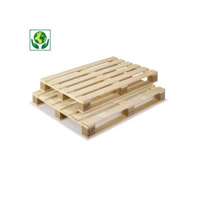 Palette bois pour charges lourdes