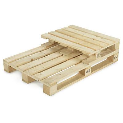 Palette bois pour charges mi-lourdes##Holzpaletten für mittelschwere Ladungen