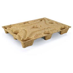 palette moulée bois standard INKA