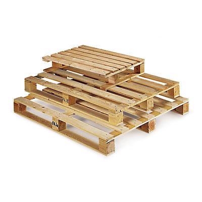 Palette perdue##Einwegpaletten leicht aus Holz