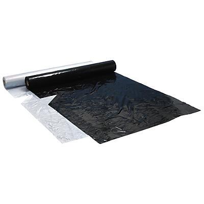 Coiffe-palette recyclée en rouleau prédécoupé##Paletten-Schutzfolie (vorgeschnitten auf der Rolle), recycelt