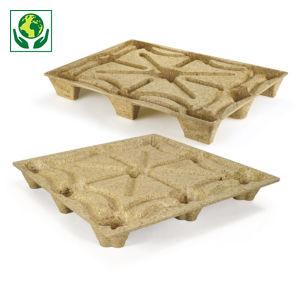 Palettte moulée bois format container maritime INKA