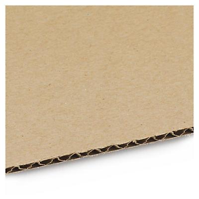 Pallemellomlegg av bølgepapp