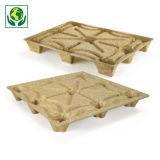 Pallet in legno pressato per container INKA