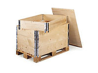 Pallkragar i plywood