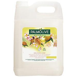 Palmolive Crème lavante pour les mains au lait d'amande douce - Bidon 5L