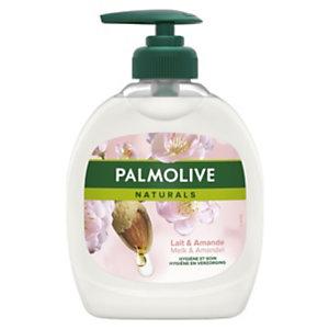 Palmolive Savon liquide pour les mains au Lait d'amande - Flacon poussoir 300ml