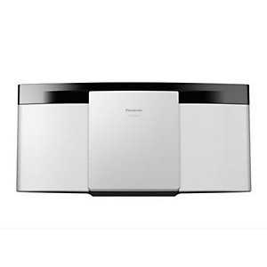 Panasonic, Audio portatile / hi fi, Micro w20 radio dab+, SC-HC212EG-W