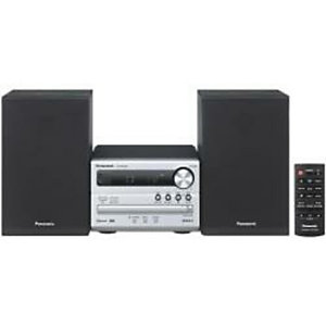 Panasonic, Audio portatile / hi fi, Pm250 microhifi dock con cd dab, SC-PM250BEGS
