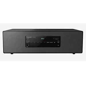Panasonic, Audio portatile / hi fi, Stereo in legno  dab+  40 w, SC-DM502E-K