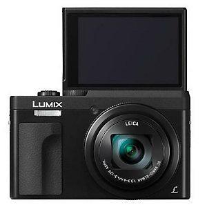 Panasonic, Fotocamere digitali, Tz90 lumix nera, DC-TZ90EG-K