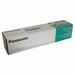 Panasonic Nastro a trasferimento termico KX-FA55X, Nero (confezione 2 pezzi)