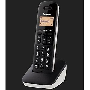 Panasonic, Telefonia fissa, Cordless kx-tgb610jtw white, KX-TGB610JTW