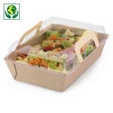 Panier salade carton