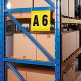 Panneau d'identification pour entrepôt