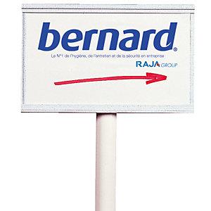 Panneau d'information pour format A4 - 40 x 25 cm