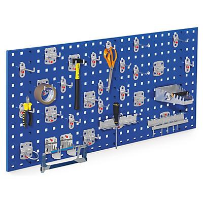 Panneau mural perforé pour outils