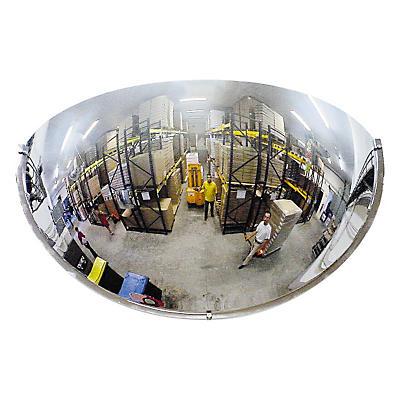 Miroir de sécurité sphérique##Panoramaspiegel