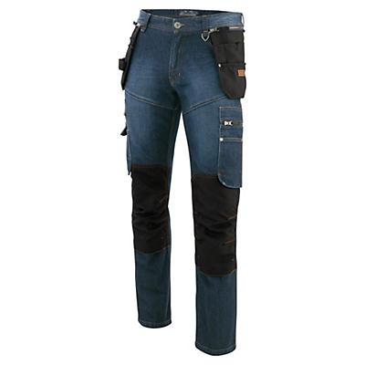 Pantalon jean de travail brut