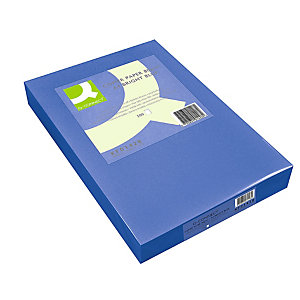 Papel color Azul oscuro A4 80 g/m² 500 hojas