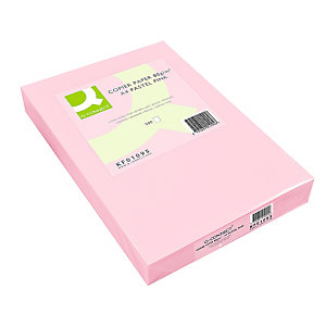 Papel color Rosa A4 80 g/m² 500 hojas