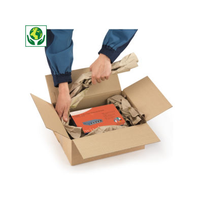 Papel de embalagem