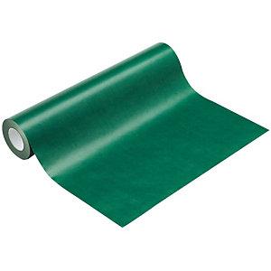 Papel de regalo Kraft en bobina - Verde